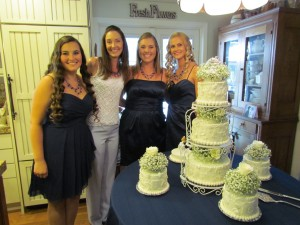 About page_Cindy and daughters, culinary service, chef service, chef services, love cook nourish