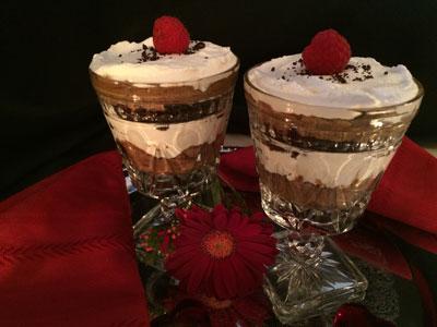 A Romantic Dessert